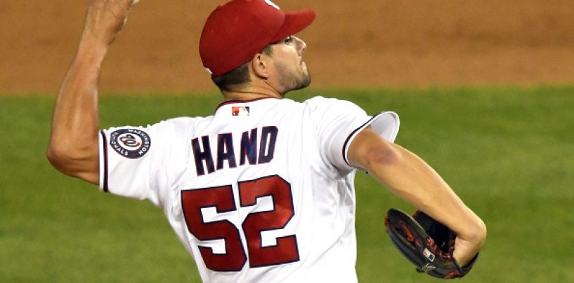 Blue Jays and Nationals Swing Deal Involving A Closer