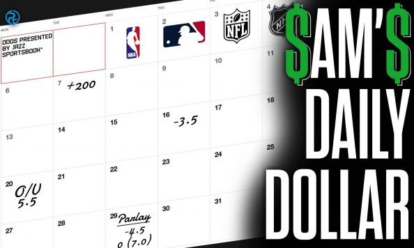 The Daily Dollar: MLB, NBA, Gold Cup Bets for 7/11