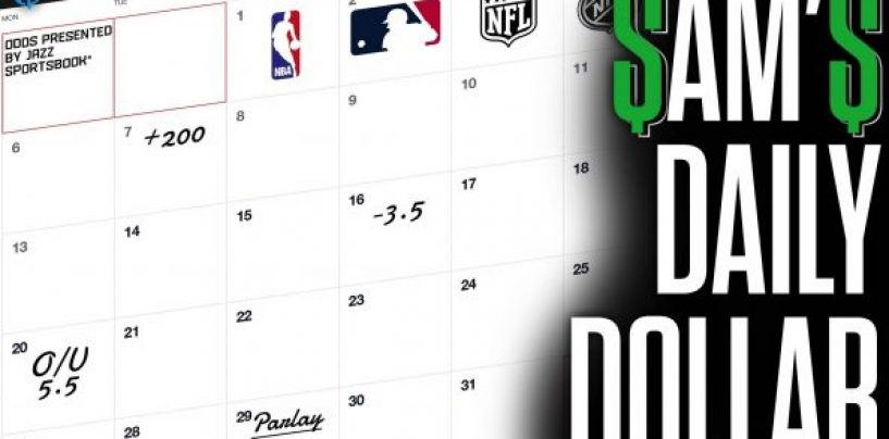 The Daily Dollar: NFL Best Bets With a Baseball Chaser