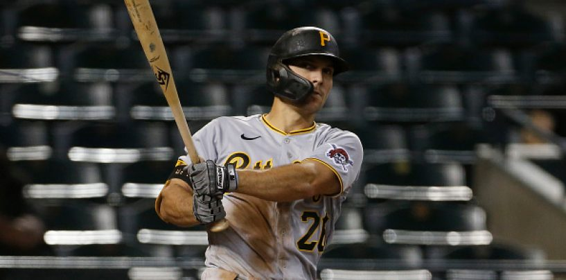 Report: Padres Acquire All-Star Adam Frazier from Pirates