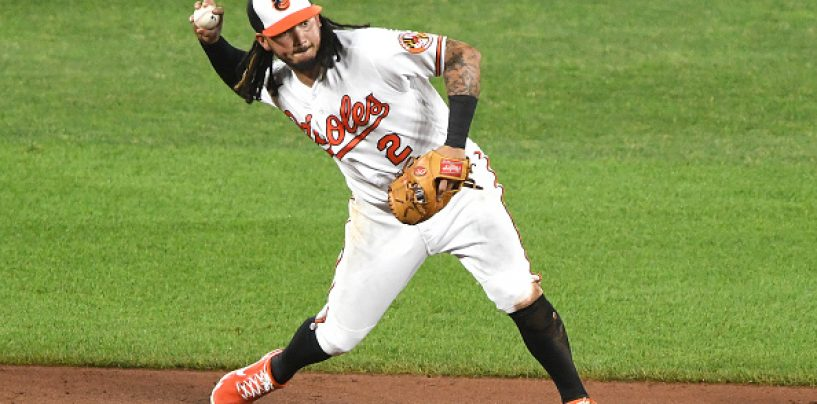 Freddy Galvis Returns to Phillies