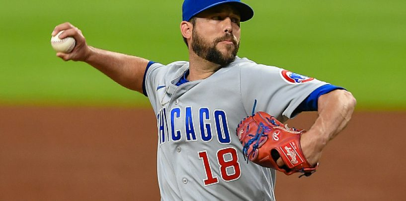 Report: Chicago Teams Swing Deal for Reliever