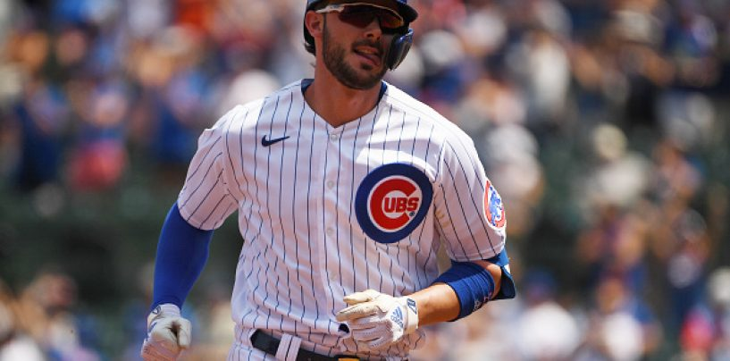 Report: Kris Bryant Traded to Giants