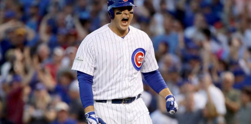 Report: Yankees Acquire Anthony Rizzo