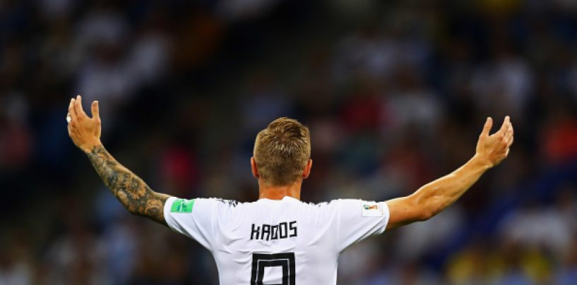 Toni Kroos has Announced His Retirement from International Duty