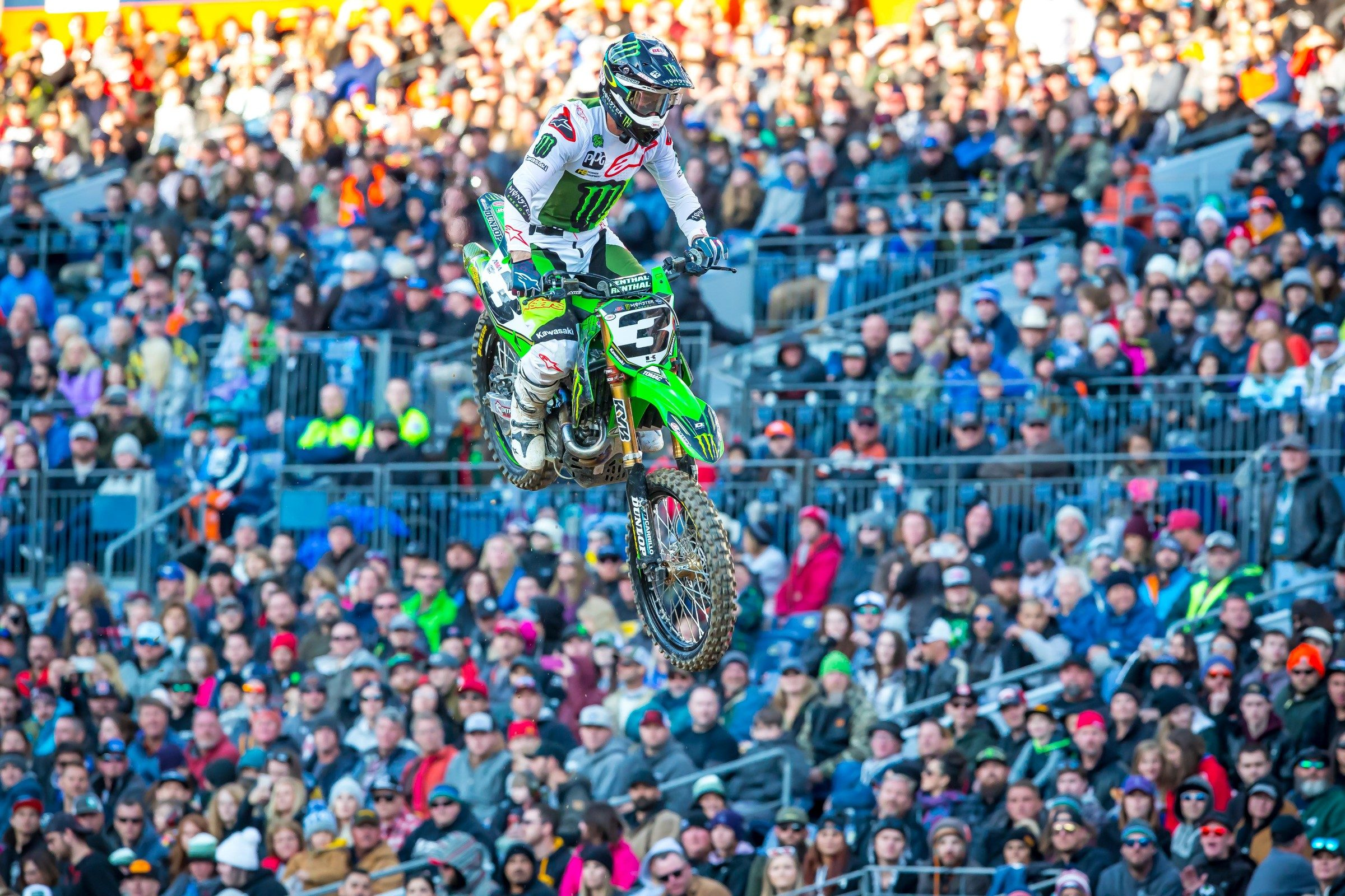 2022 Monster Energy AMA Supercross Schedule Unveiled