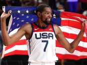 NBA Olympians: Let the Game Do the Talking