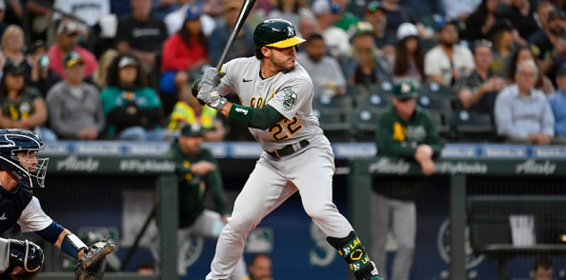 Report: Ramon Laureano Busted for PEDs