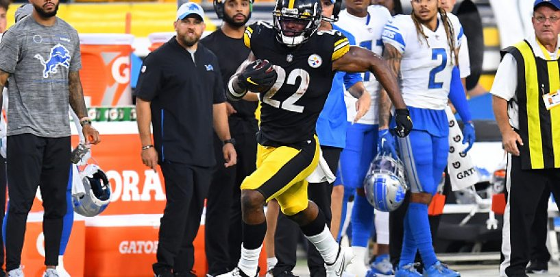 Pittsburgh Steelers 2021 Fantasy Preview