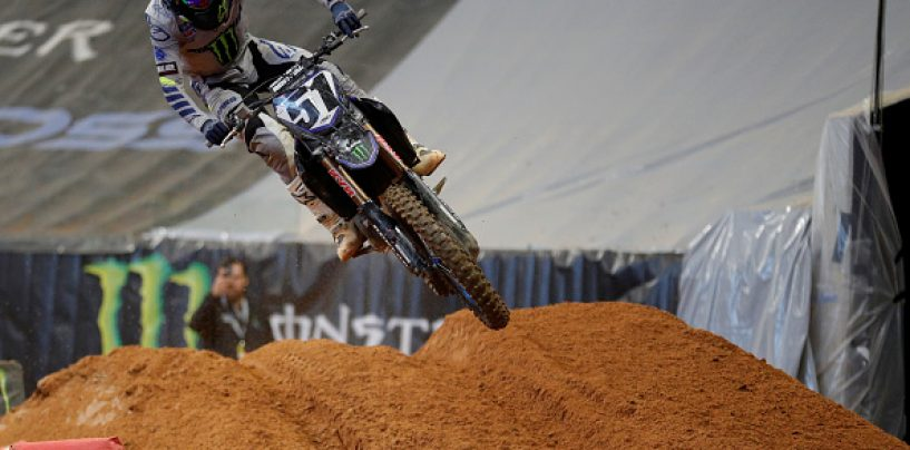 Troy Lee Designs Red Bull GasGas' Barcia and Mosiman out for Unadilla
