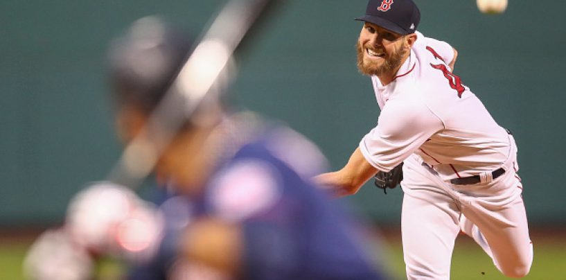 Chris Sale has Provided a Boost in his Return
