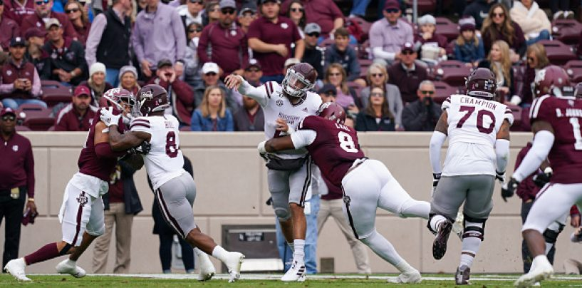 2022 NFL Draft: Non-Quarterbacks who Could be First Overall