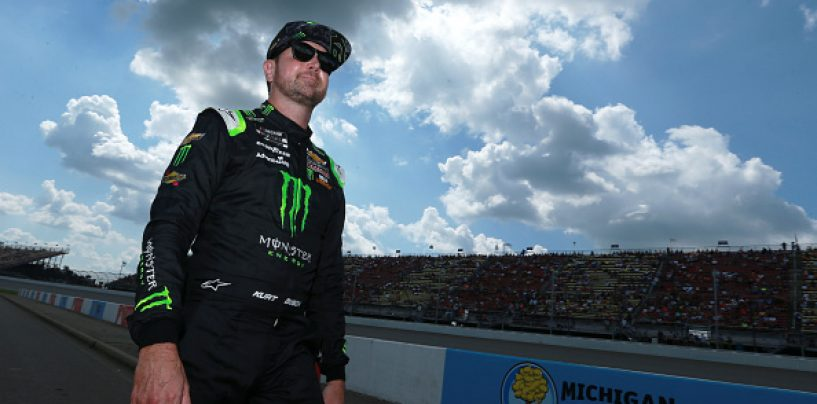 Kurt Busch signs with 23XI Racing for 2022