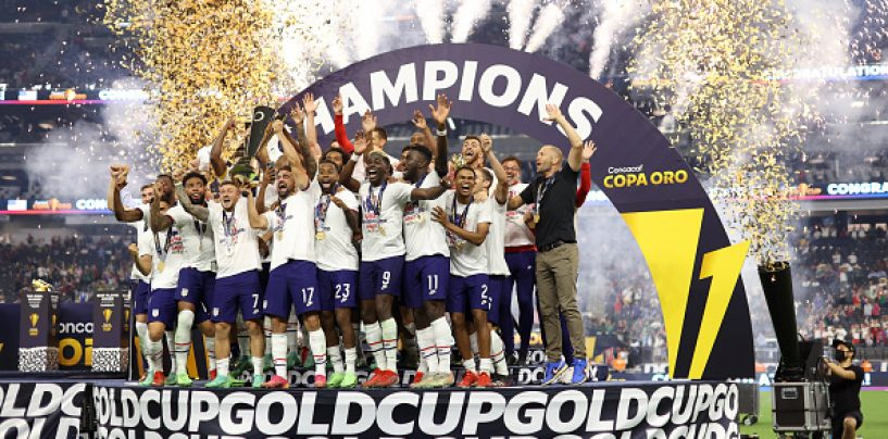 USMNT Wins Their Seventh CONCACAF Gold Cup
