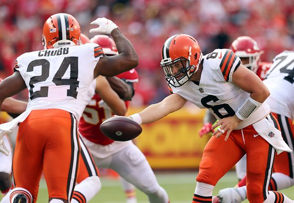 Cleveland Browns: 7-on-7: Week 3