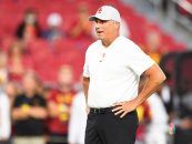 The Impact of Clay Helton's Firing on USC, College Football