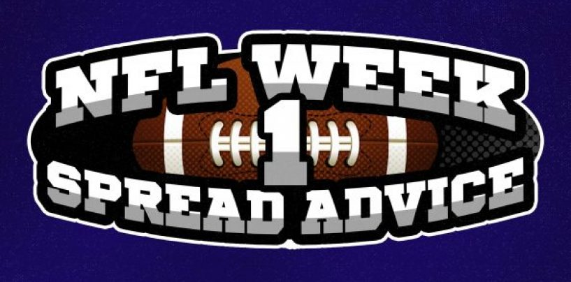 NFL Week 1 Betting Advice: Spreads to Bet, Avoid