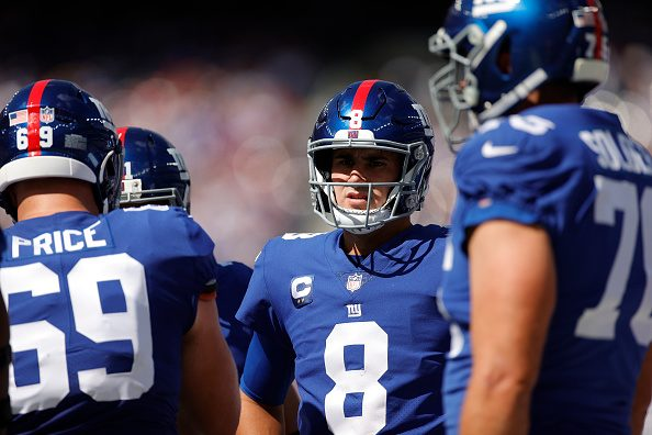 New York Giants: Is the NFC East Title out of Reach?