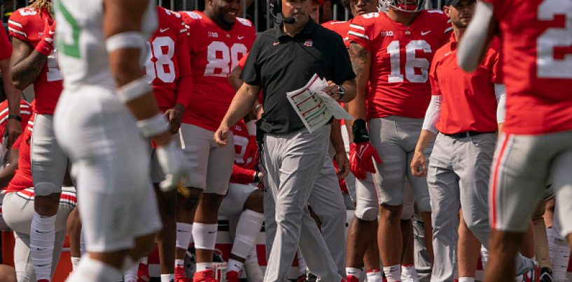 Ohio State's Defensive Struggles Lead to their Loss