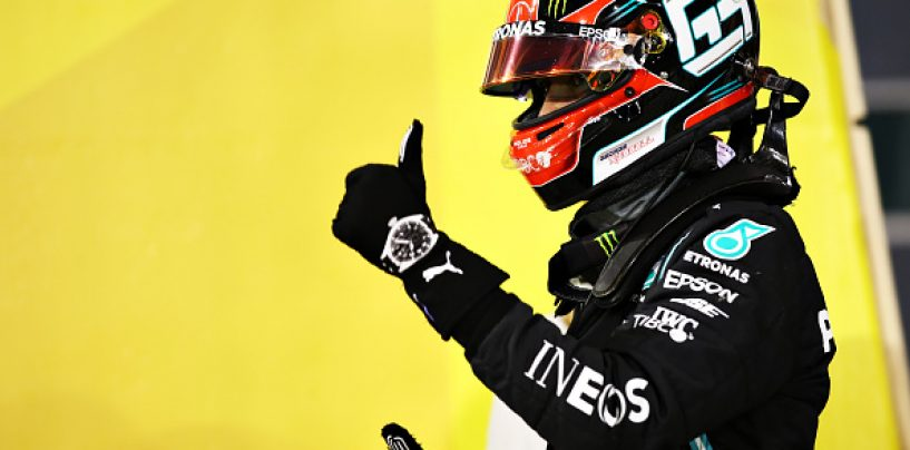 George Russell to Mercedes-AMG Petronas F1 Team in 2022