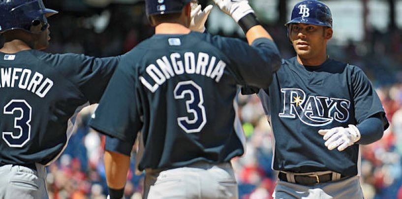 Tampa Bay Rays All-Time 26-Man Roster