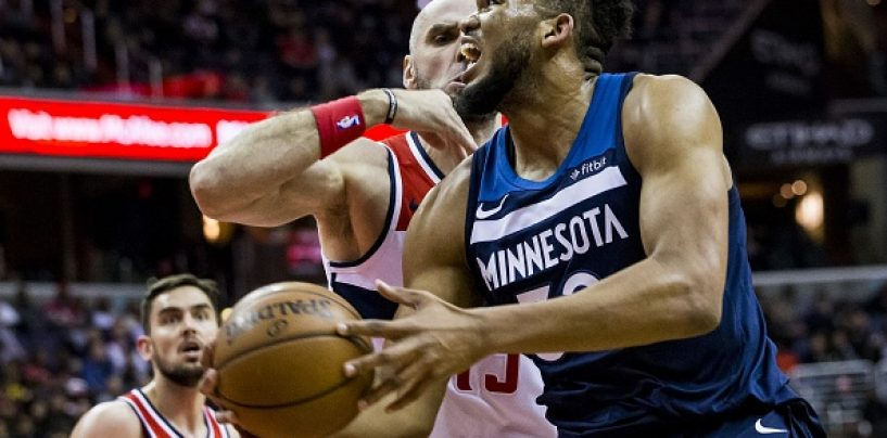 Timberwolves: Why Karl-Anthony Towns Shouldn't Want Out