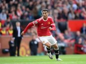 Cristiano Ronaldo Shines in His First Game Back with Manchester United