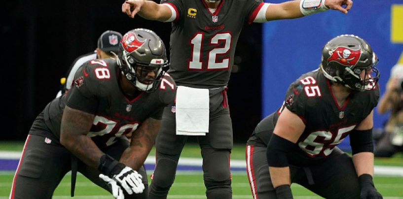 Fanelli's Fave Five Prop Bets for SNF: Tampa Bay Buccaneers vs. New England Patriots