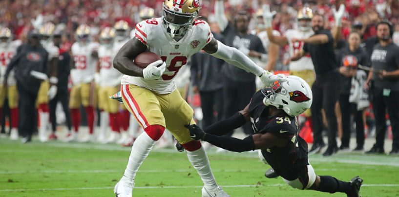 Fanelli's Fave Five Prop Bets for SNF: Indianapolis Colts vs. San Francisco 49ers