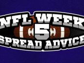 NFL Week 5 Betting Advice: Spreads to Bet, Avoid