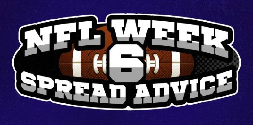 NFL Week 6 Betting Advice: Spreads to Bet, Avoid