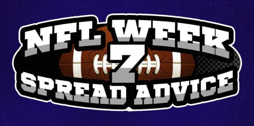 NFL Week 7 Betting Advice: Spreads to Bet, Avoid