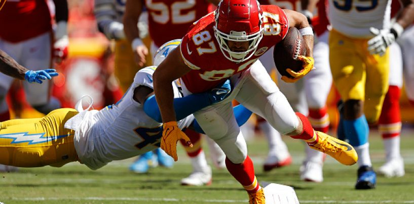 NFL DFS: Cash Game Plays for Week 6 (2021)