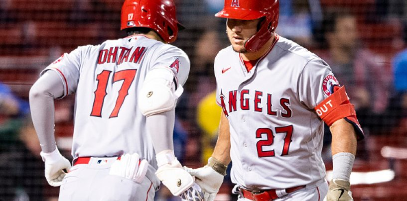 Los Angeles Angels All-Time 26-Man Roster
